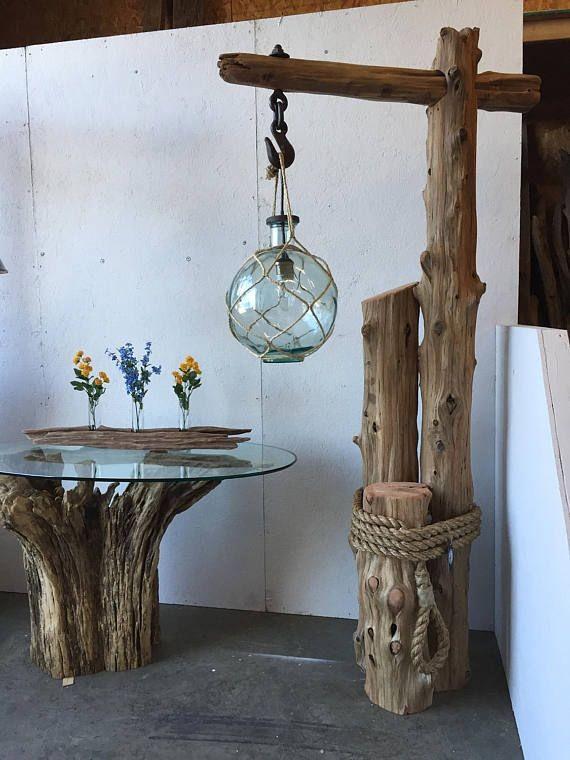 آباژور چوبی